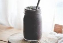 Blueberry-Cardamom Smoothie Recipe