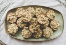 Firecracker Zucchini Cornbread Muffins Recipe