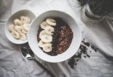 Chocolate-Zucchini Porridge