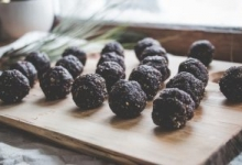 Brownie Fat Balls Recipe