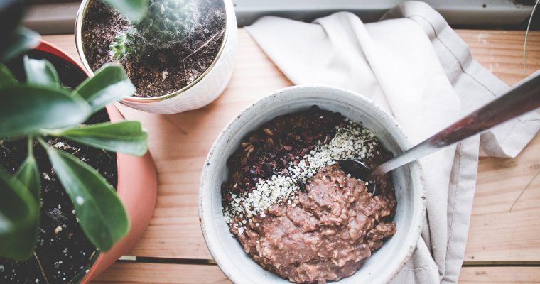 Creamy Kaboucha Porridge