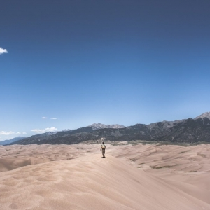 From Sand Dunes to White Water