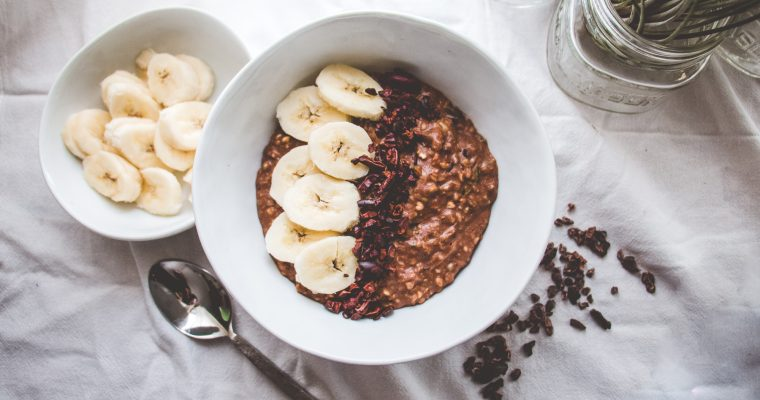 Chocolate – Zucchini Porridge