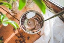 Chocolate Silk Smoothie Bowl