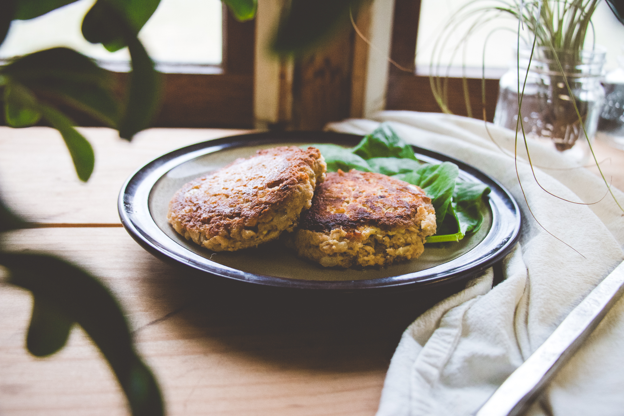 Simple Salmon Patties