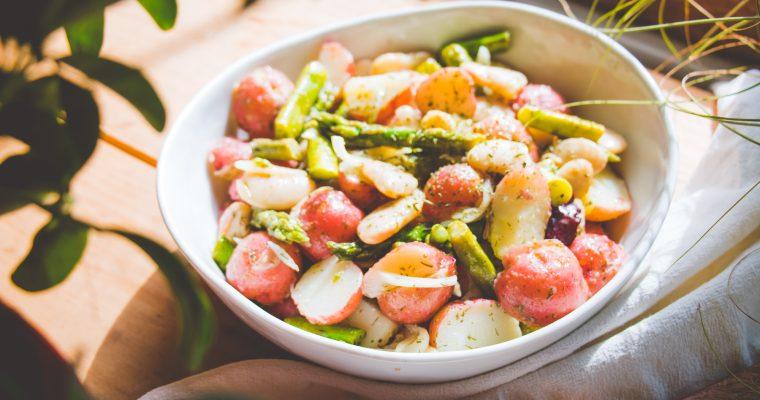 Summer Dill Potato Salad