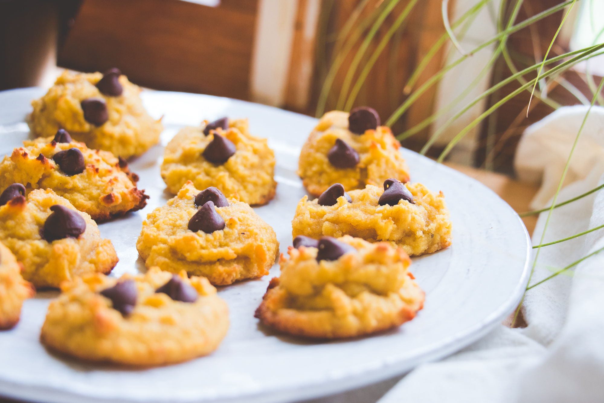 Plantain Cookies