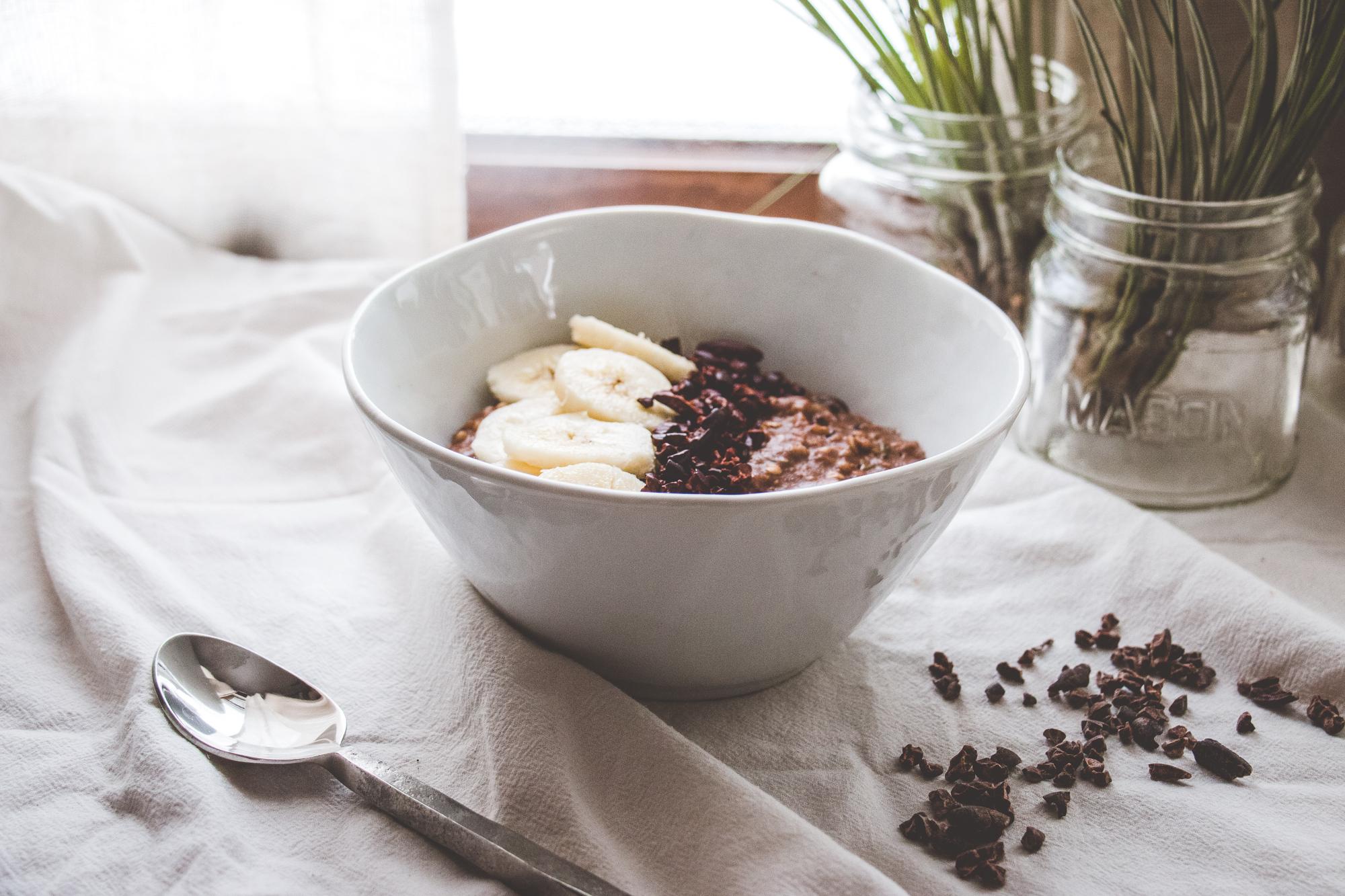 Chocolate - Zucchini Porridge2