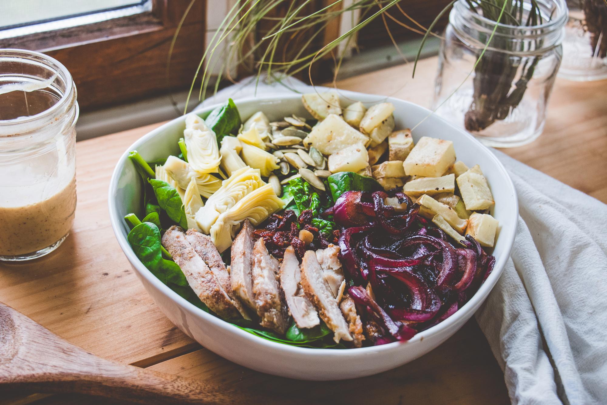 The Big Italian Salad