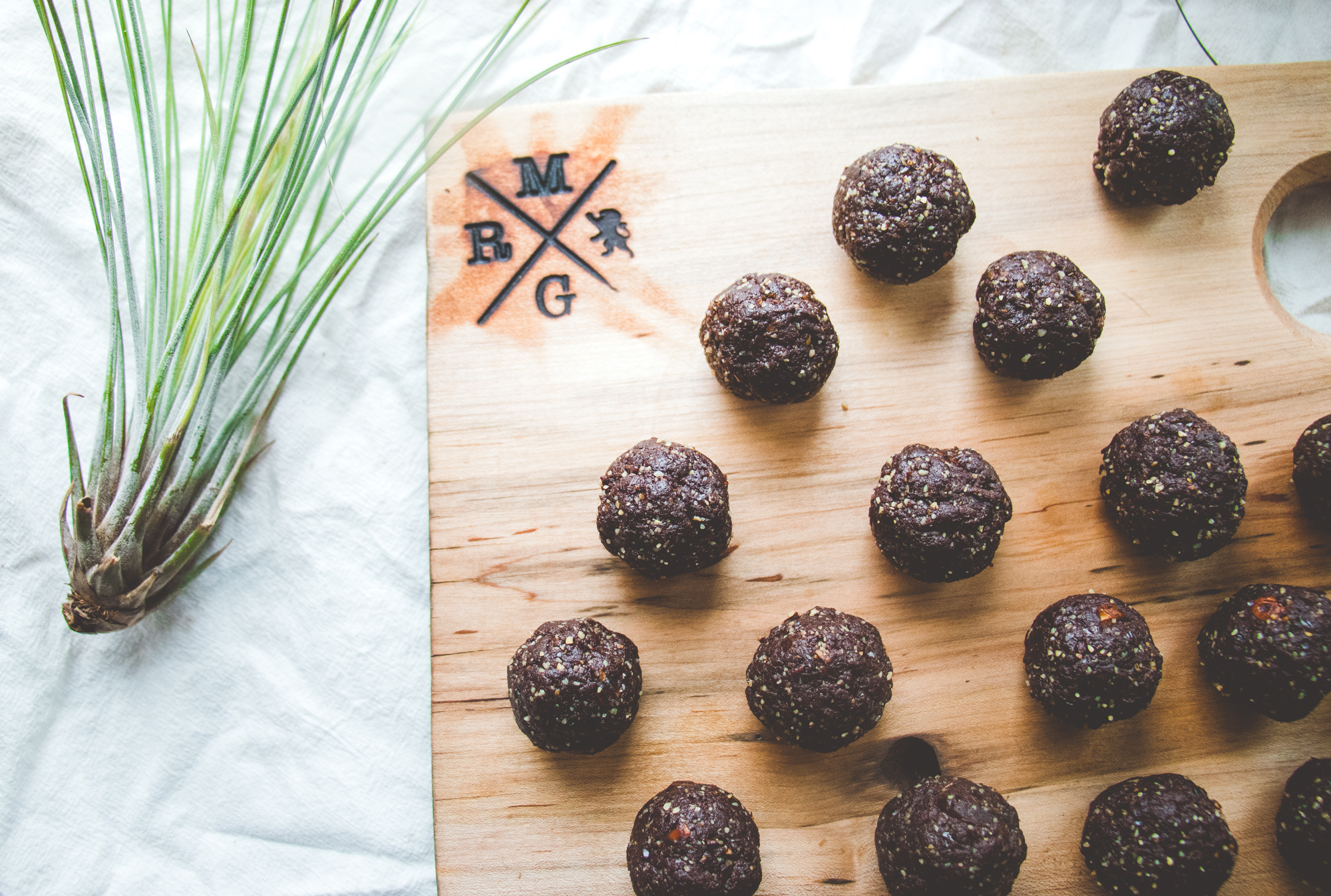 Brownie Fat Balls